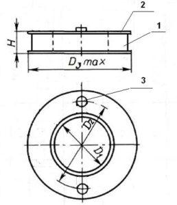 Чертеж-Катушка-электромагнита-ТКП