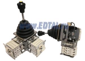Джойстик (Командоконтроллер) QT7B-242-3-3 QT7B24233