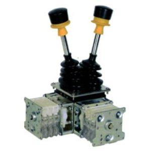 Джойстик (Командоконтроллер) QT7B-252-3-3 QT7B25233