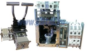 Джойстик (Командоконтроллер) QT7B-262-3-3 QT7B26233