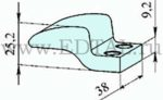 Подвижный контакт к контактору КТ-6053
