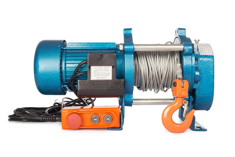 Лебедка электрическая KCD-300 380В