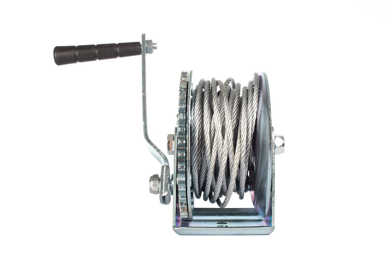 Лебедка ручная барабанная FD-2500