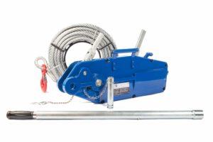 Лебедка-рычажно-тросовая-МТМ-3200-кг
