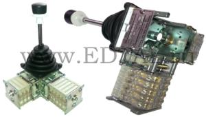 Джойстик (Командоконтроллер) QT7B-222-5-2