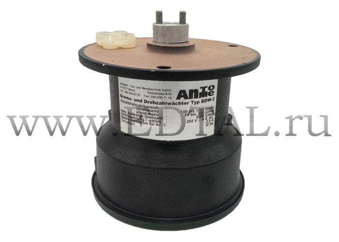 Реле скорости BDW-2 150N–1PG16