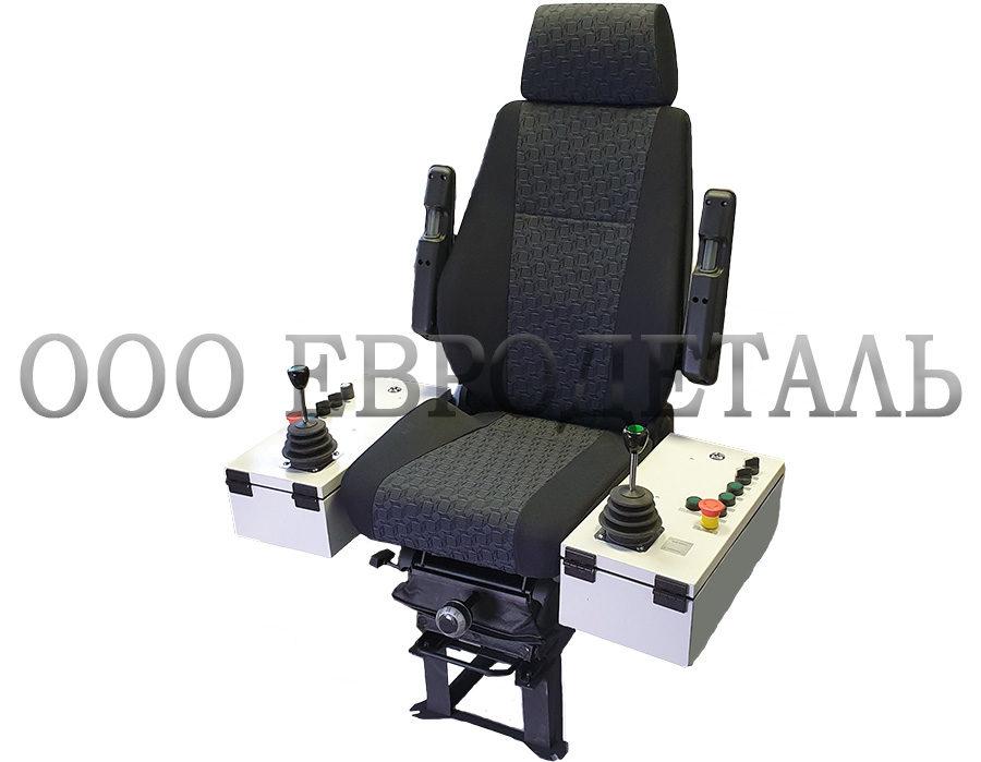 Кресло-пульт КПО-4 с XKDF