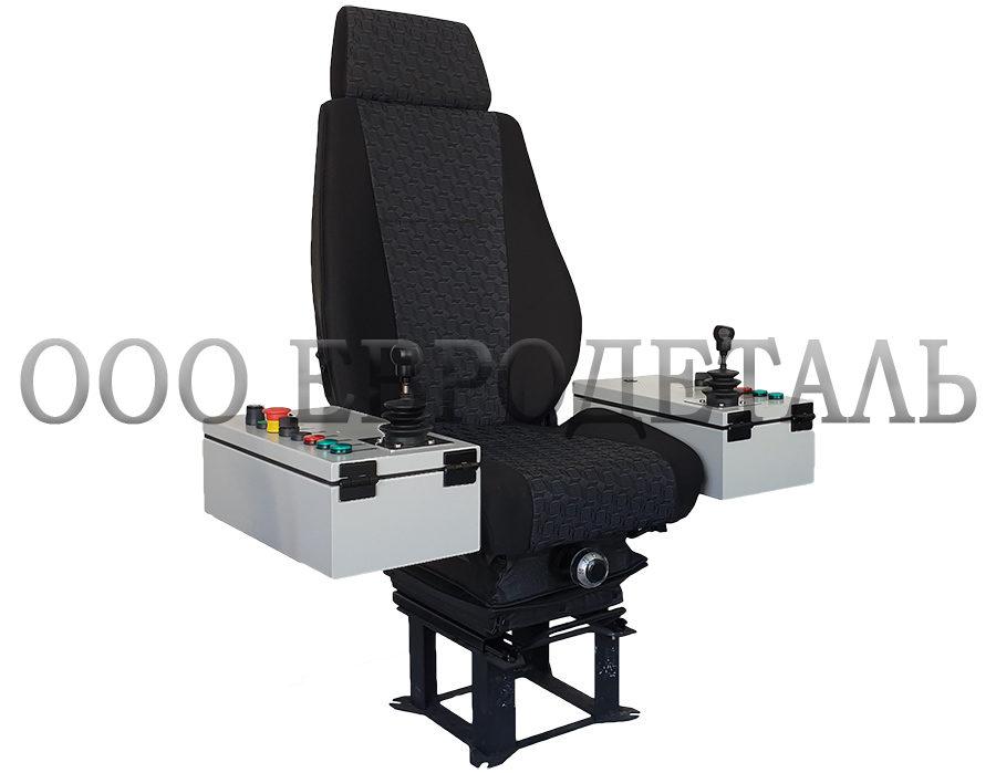 Кресло пульт КПО-4 c XKBA